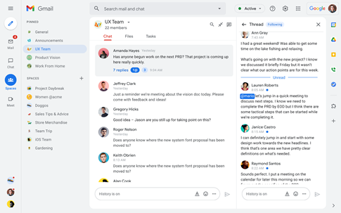 Google Workspace anuncia nuevas funciones que brindan innovadoras formas de mantenerse conectado 2