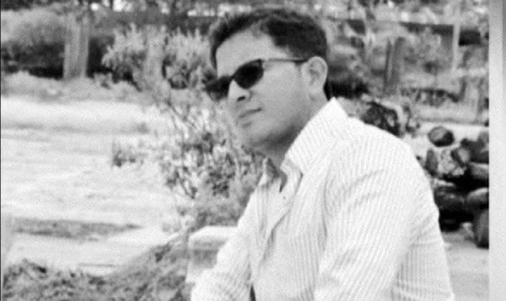 periodismo de luto con la muerte de leonardo andres espinosa
