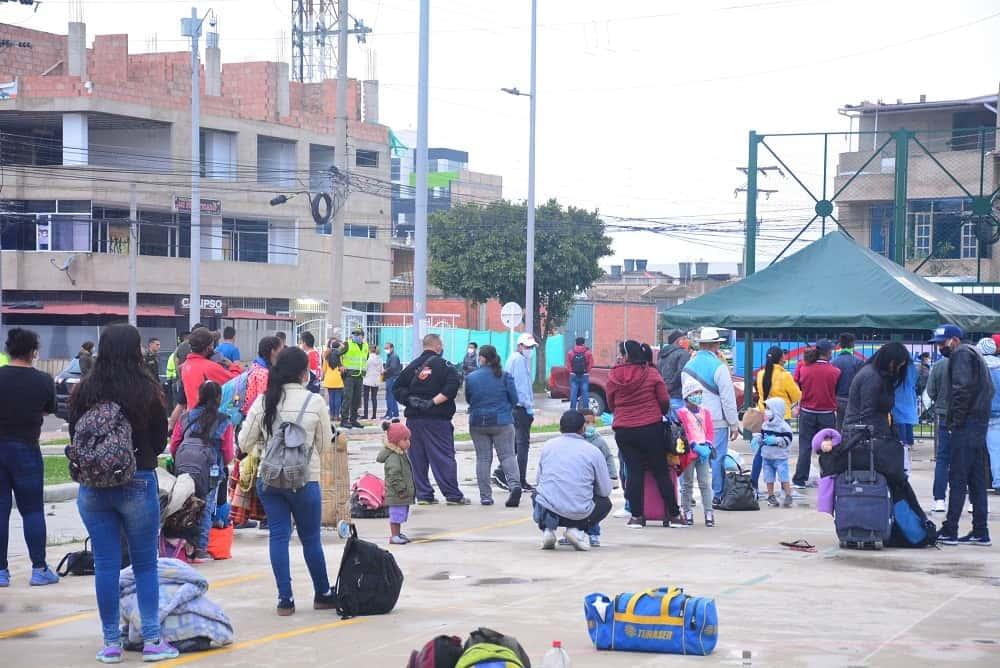 Migración Colombia llevará a cabo una jornada de identificación de migrantes en Sogamoso este sábado 25 y el domingo 26 de septiembre. Foto: archivo particular