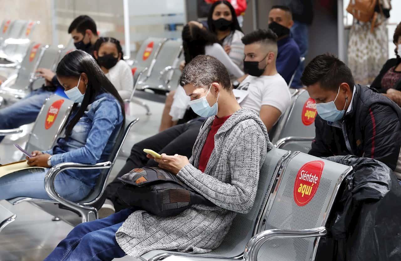 Más de 27.000 migrantes ingresaron irregularmente a Colombia en agosto 1