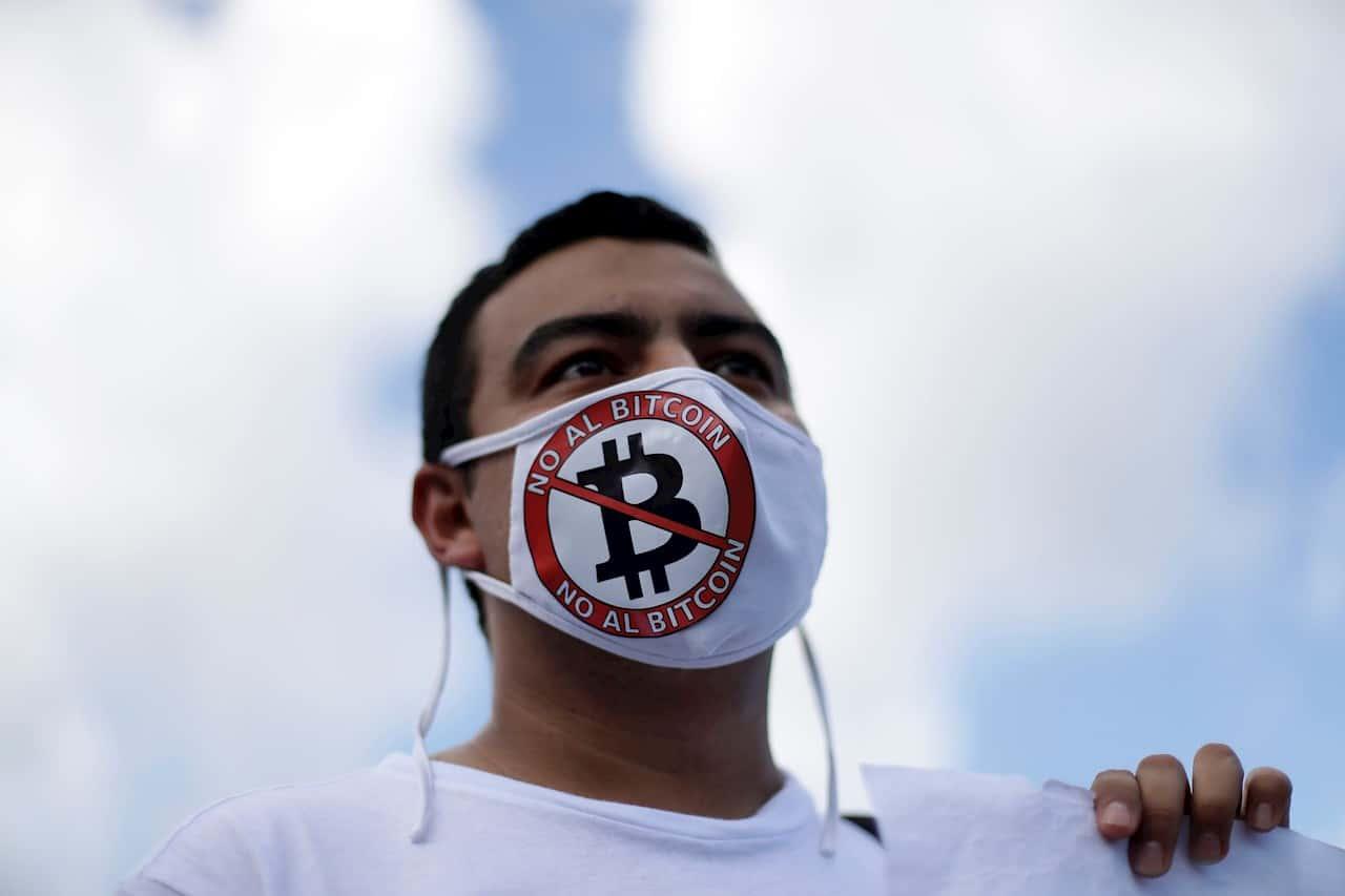 La ley para el uso del bitcóin en El Salvador entra en vigor el martes 1