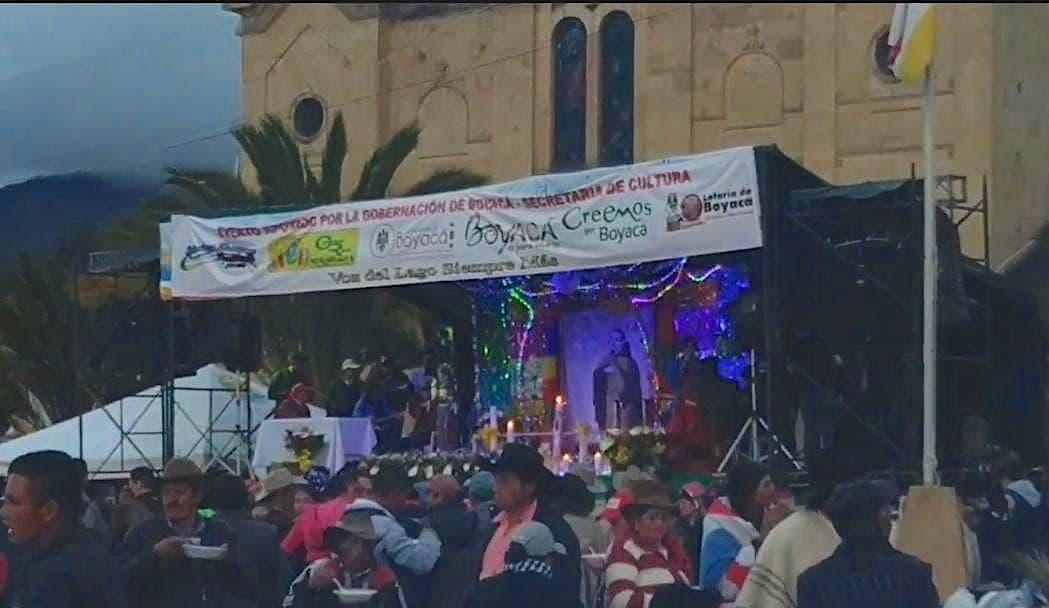 La tradición del baile de San Pascual sigue viva en Aquitania y este año volverá a ser presencial 1