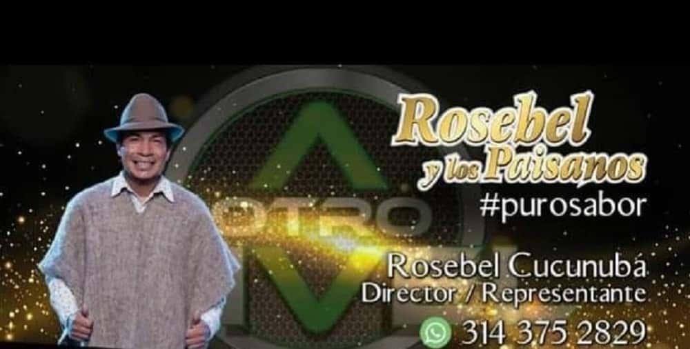 Que por vida suyita le paguen el toque a Rosebel y los Paisanos #Tolditos7días 1