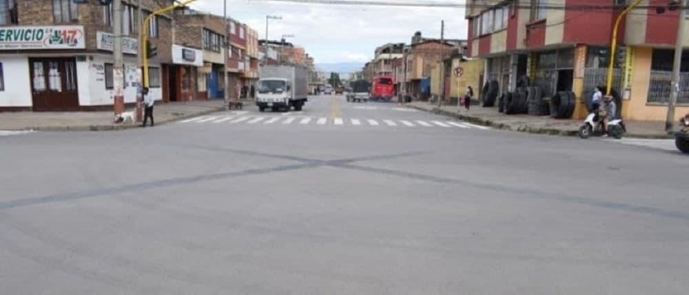 Empezaron obras tendientes a reducir la accidentalidad vial en Sogamoso 1