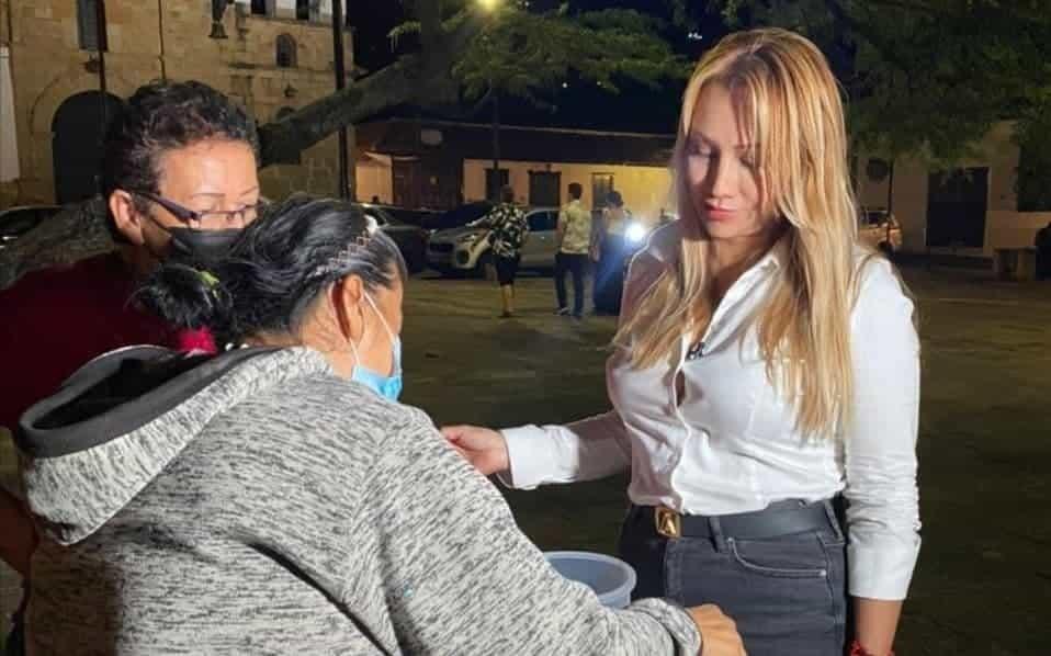 ¿Por qué Sandra Ortiz no asistió al debate de la 'Terna verde' en Sogamoso? #Tolditos7días 1